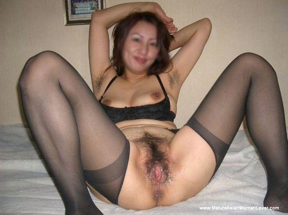 Old mature asian porn
