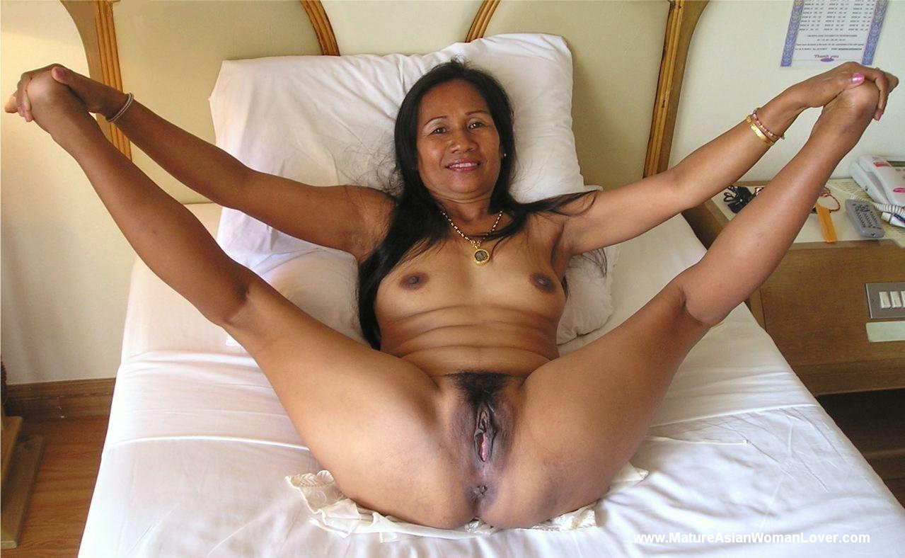 Old Asian Pussies 121