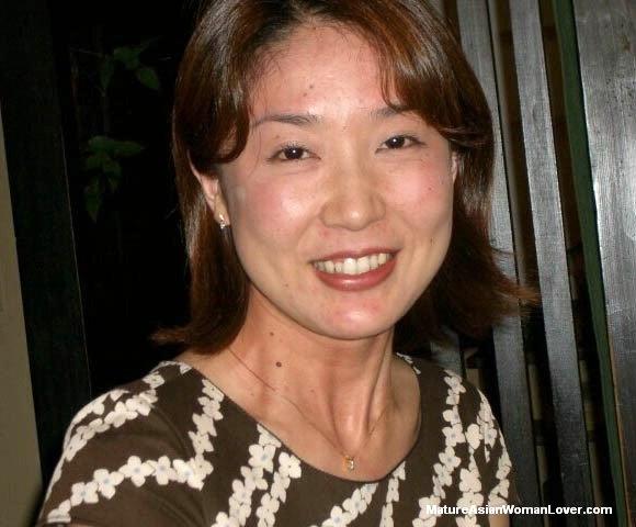 Mature Asian Woman Lover 110